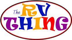 The RV THING Logo